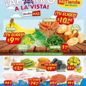Mi Tienda del Ahorro: Ofertas en Frutas y Verduras del 3 al 5 de Marzo 2020