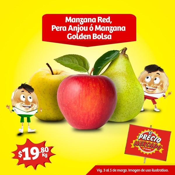 Soriana Mercado: Ofertas Frutas y Verduras del 3 al 5 de Marzo 2020