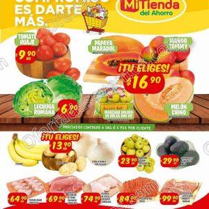 Mi Tienda del Ahorro: Ofertas Frutas y Verduras del 14 al 16 de Abril 2020