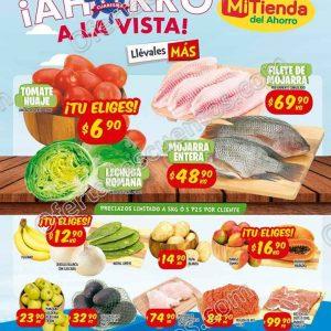 Mi Tienda del Ahorro: Ofertas en Frutas y Verduras del 7 al 9 de Abril 2020