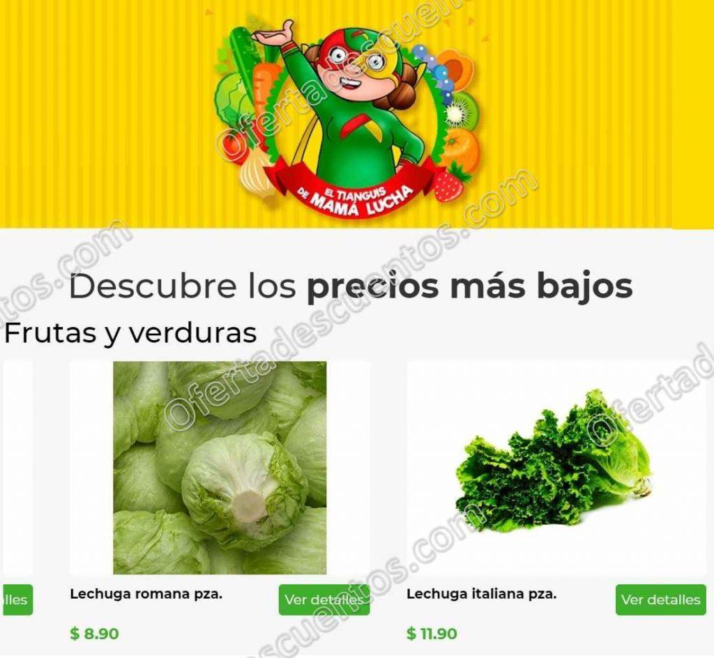 Bodega Aurrerá: Ofertas Frutas y Verduras del 12 al 14 de Mayo 2020