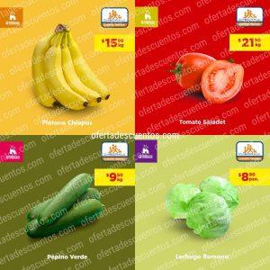 Chedraui: Ofertas Frutas y Verduras 12 y 13 de Mayo 2020