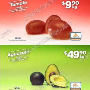 Chedraui: Ofertas Frutas y Verduras 26 y 27 de Mayo 2020