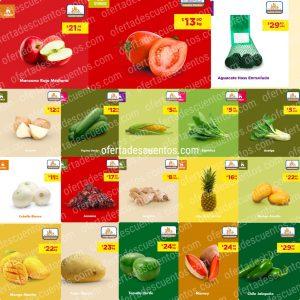 Chedraui: Ofertas Frutas y Verduras 2 y 3 de Junio 2020