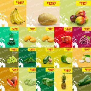 Chedraui: Ofertas Frutas y Verduras 23 y 24 de Junio 2020