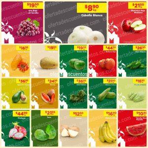 Chedraui: Ofertas Frutas y Verduras 30 de Junio y 1 de Julio 2020