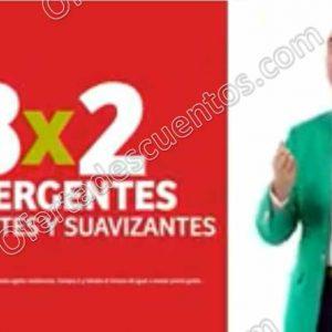 Julio Regalado 2020: 3×2 en Detergentes, Suavizantes y Lavatrastes del 8 al 14 de Junio
