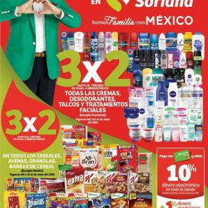 Folleto Ofertas Julio Regalado 2020 Soriana Mercado del 5 al 11 de Junio