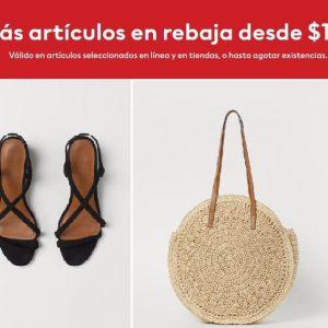 Rebajas de Verano 2020 H&M: Artículos desde $149