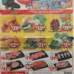 Soriana Mercado: Ofertas Frutas y Verduras del 30 de Junio al 2 de Julio 2020