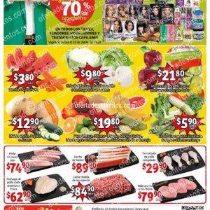 Soriana Mercado: Ofertas Frutas y Verduras del 23 al 25 de Junio 2020