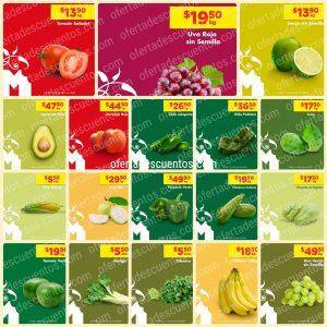 Chedraui: Ofertas Frutas y Verduras 7 y 8 de Julio 2020