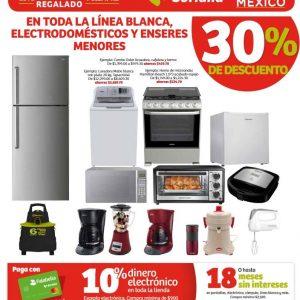 Julio Regalado 2020 Soriana: 30% de Descuento en Línea Blanca, Electrodomésticos y Enseres Menores