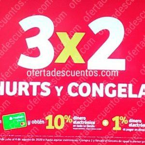 Julio Regalado 2020 Soriana: 3×2 en Yoghurts y Congelados