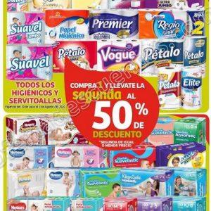 Julio Regalado 2020 Soriana: Pañales Huggies y Kleen Bebé con 50% de Descuento en Segundo Artículo