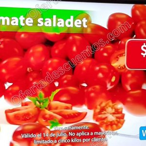 Martes de Frescura Walmart 14 de Julio 2020