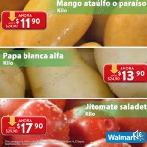 Ofertas Martes de Frescura Walmart 7 de Julio 2020