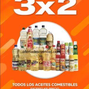 Temporada Naranja 2020 La Comer: 3×2 en Todos los Aceites Comestibles