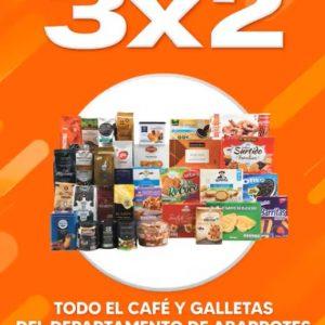 Temporada Naranja 2020 La Comer: 3×2 en Todas las Galletas y Café del 20 al 26 de Julio