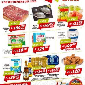 Ofertas Días Rendidores Soriana 1 de Septiembre 2020