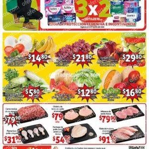 Soriana Mercado: Ofertas Frutas y Verduras del 4 al 6 de Agosto 2020