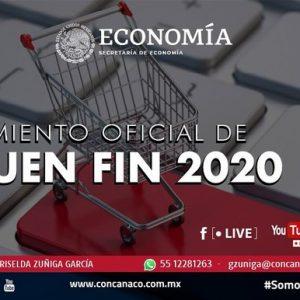 El Buen Fin 2020: Fechas Confirmadas del 9 al 20 de Noviembre