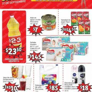 Soriana Mercado: Ofertas de Última Hora 27 de Septiembre 2020