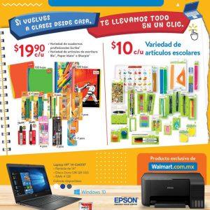 Walmart: Folleto de Ofertas del 1 al 16 de Septiembre 2020