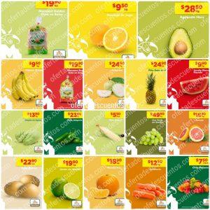 Chedraui: Ofertas Frutas y Verduras 6 y 7 de Octubre 2020