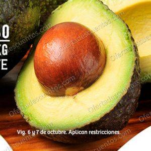 Soriana: Ofertas Frutas y Verduras 6 y 7 de Octubre 2020