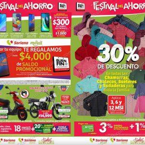 Nuevo Folleto Buen Fin 2020 Soriana Mercado del 17 al 20 Noviembre