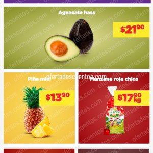 Chedraui: Ofertas Frutas y Verduras 10 y 11 de Noviembre 2020