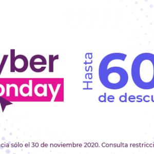 Cyber Monday en Suburbia: Hasta 60% de Descuento solo el 30 de Noviembre 2020