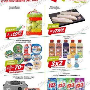 Ofertas Días Rendidores Soriana 17 de Noviembre 2020