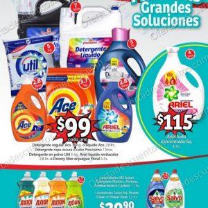 Soriana Mercado: Folleto de Ofertas Especiales de Limpieza al 10 de Diciembre 2020