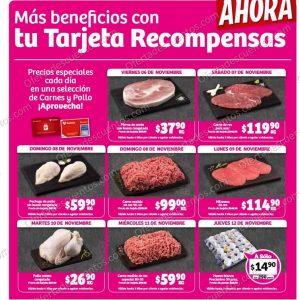 Soriana: Promociones Tarjeta Recompensas del 6 al 12 de Noviembre 2020