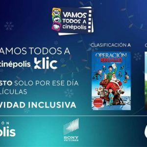 Vamos Todos a Cinepolis Klic: Películas Gratis Este 4 de Diciembre 2020