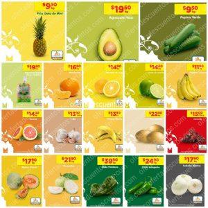 Chedraui: Ofertas en Frutas y Verduras 15 y 16 de Diciembre 2020