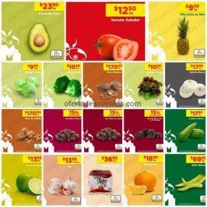 Chedraui: Ofertas en Frutas y Verduras MartiMiércoles 22 y 23 de Diciembre 2020