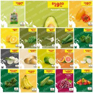 Chedraui: Ofertas en Frutas y Verduras 8 y 9 de Diciembre 2020