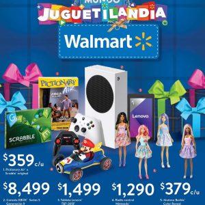 Folleto de Ofertas Walmart: Juguetilandia y Navidad del 1 al 14 de Diciembre 2020
