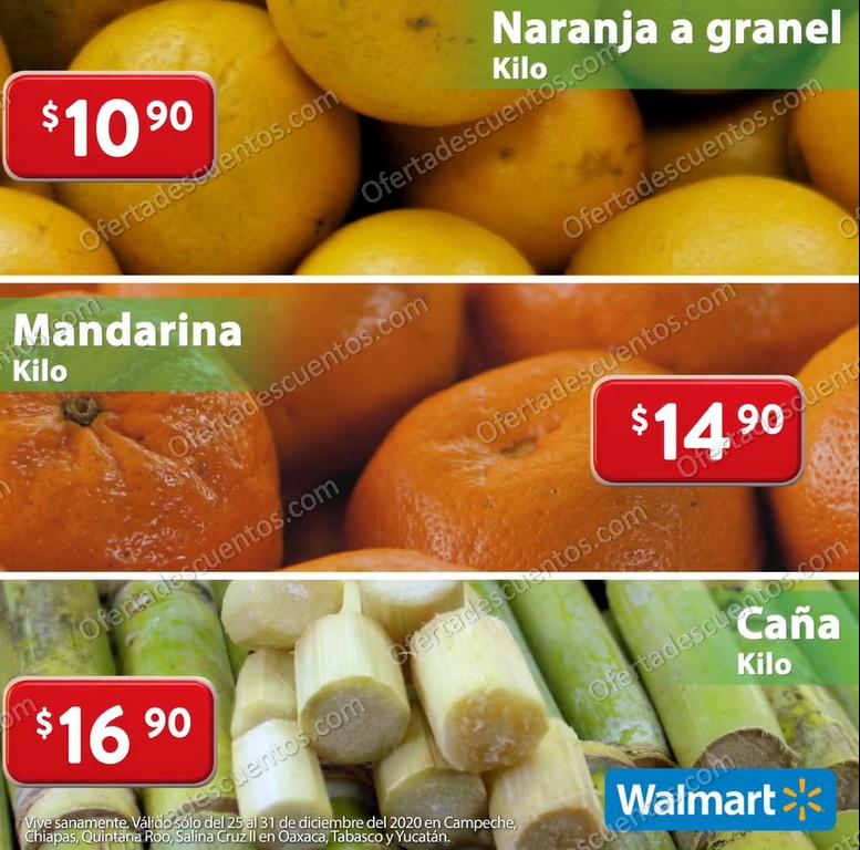 Ofertas Martes de Frescura Walmart 29 de Diciembre 2020
