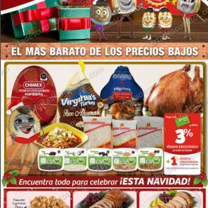 Soriana Mercado: Folleto de Ofertas del 11 al 24 de Diciembre 2020