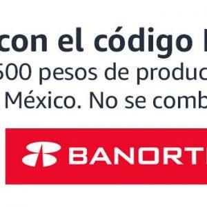Amazon: 10% de Descuento con Tarjetas Citibanamex, Banorte y HSBC