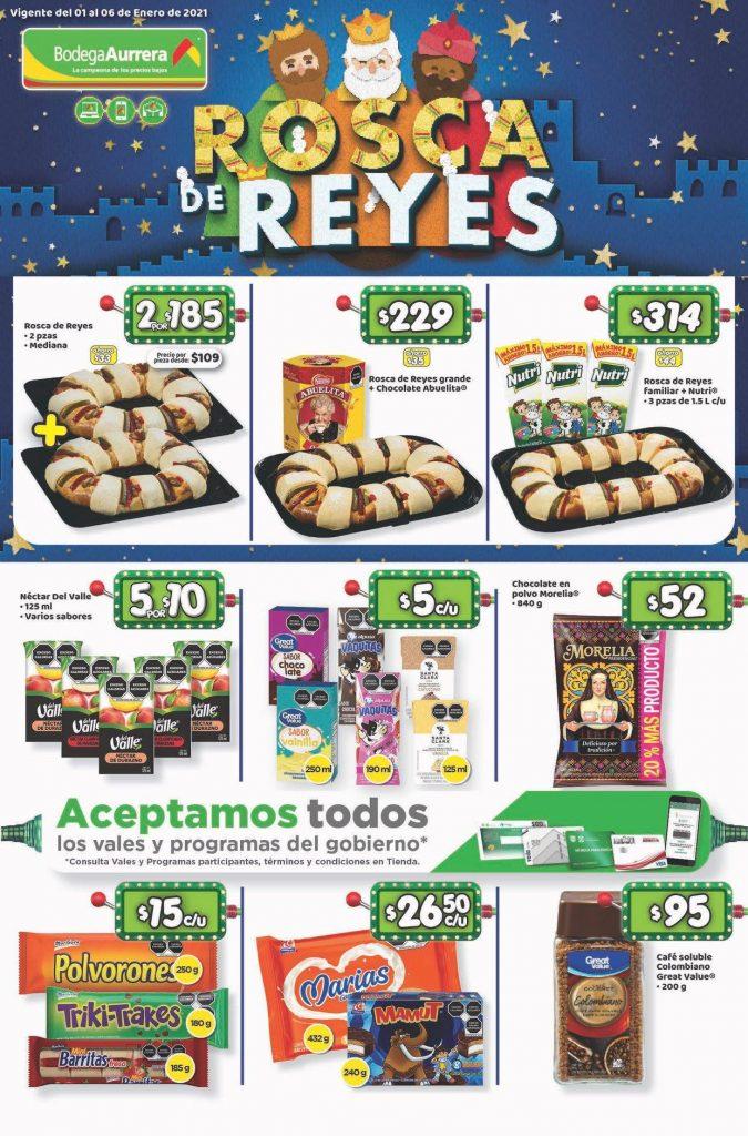 Bodega Aurrerá: Folleto de Ofertas en Juguetes por Día de Reyes del 1 al 6 de Enero 2021