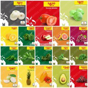 Chedraui: Ofertas en Frutas y Verduras MartiMiércoles 9 y 10 de Febrero 2021