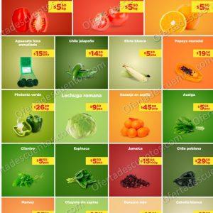 Chedraui: Ofertas en Frutas y Verduras MartiMiércoles 2 y 3 de Marzo 2021