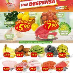 Mi Tienda del Ahorro: Ofertas en Frutas y Verduras del 23 al 25 de Marzo 2021