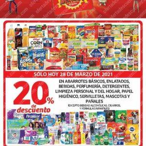 Soriana Mercado: Ofertas Domingo 28 de Marzo 2021