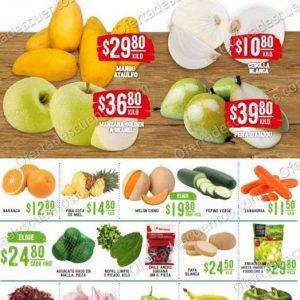 Soriana Super: Ofertas en Frutas y Verduras Martes y Miércoles del Campo 23 y 24 de Marzo 2021